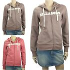 BILLABONG Ladies ALL DAY Zip Fleece Hoodie Jumper Jacket (8) NEW