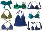 NWT$50+ Sunsets Sage, Navy & Teal Swimsuit Separates
