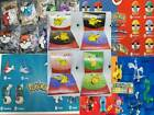 McDonald's POKEMON 2018, 2015  2014 - Choose your toy - NEW - FREE SHIPPING