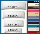Maternity Pregnancy Bolster Pillow body Comfort feeding Support With FREE CASE
