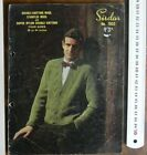 Patterned Styles Mens Mixed Brand Knitting 8 Ply - MultiList Books M--