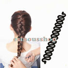 Women Fashion Hair Styling Clip Stick Bun Maker Braid Hair Accessories