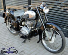 SOLD - 1957 PEUGEOT 57TLS 125cc * FRENCH CLASSIC - MOT & TAX EXEMPT * BARN FIND