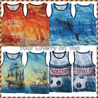 Tank Top SONOMA Sublimation tank Surf Shark Pirate ship Soccer- Boys - $18