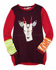 Deux par Deux Girls' Knit Tunic Set Me Free, Sizes 7-12