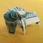 Money ORIGAMI Many Designs Handmade GIFTS Real $1 Dollar Bill Home Wall Decor