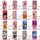 Mickey & Melody Cartoon TPU Soft Back Case Cover For Samsung Galaxy S7 Edge