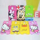 Minnie Disney Cartoon Dual Back Case & Front Cover For Samsung Galaxy S5 i9600
