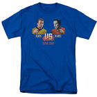 Star Trek Kirk Vs Khan TV Show T-Shirt Sizes S-3X NEW