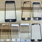 Middle Frame Bezel Chassis LCD Holder + Front Glass lens For iPhone 5S 6 6s Plus