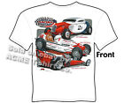 Racing T Shirts Vintage Hot Rod Tee Bonneville Drag Heritage Sz M L XL 2XL 3XL