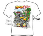Nova Ratfink T Shirts Chevy Shirt Big Daddy Clothing Muscle Car 1962 1963 1964