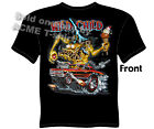 Big Daddy T Shirt Wild Child Pontiac GTO Rat Fink Tee Shirts Sz M L XL 2XL 3XL