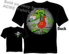 Atomic Rat Fink Tshirt Big Daddy Clothing Line Ed Roth Tee Sz M L XL 2XL 3XL