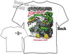 Ratfink T Shirts Hot Rod Clothes Ford Shirt Big Daddy Clothing 1933 1934 Apparel