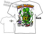 Rat Fink T Shirt Mad Modeler Big Daddy Tee Ed Roth Apparel Sz M L XL 2XL 3XL