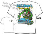 Ratfink T Shirts Chevy Shirt Custom Car T Shirts Slam It Cruise It 1954 54 Tee