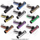 Motorcycle Hand Grips Open End 7/8 Inch Handlebars GSXR CBR Ninja ZX R1 R6 $14.95 USD