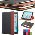 New Soft Leather Sleep / Wake Flip Wallet Smart Case Cover For iPad Pro 9.7 Inch