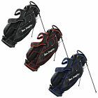 BEN SAYERS DELUXE GOLF STAND BAG - NEW 14 WAY DIVIDER TOP LIGHTWEIGHT CARRY 2015