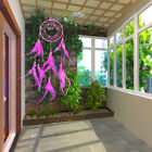 Dream Catcher With Feathers Wall Hanging Decoration Decor Bead Ornament 3 Colors