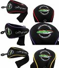 COEUR D'ALENE Golf Course DRIVER HEADCOVER The Floating Green YOU CHOOSE CLOLR