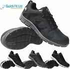 GROUNDWORK MENS LADIES LIGHTWEIGHT STEEL TOE CAP SAFETY TRAINER SHOES WORK BOOTS