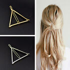 2 Pcs Women Korean Style Triangle Hairpin Hair Clip Hair Accessories Bobby Pins