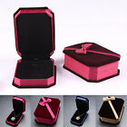 Fashion Velvet Valentine Display Case High Quality Necklace Jewelry Box Gift 1PC