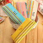 Cute Mini Lovely School Bag Pen Case Student Canva Pencil Case Cosmetic Bag New