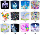 Lampshades Ideal To Match Unicorn Horses Princess Fairies Duvet Unicorn Wall Art
