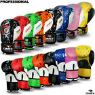 Professional Boxing Gloves Sparring Glove Punch Bag Training MMA Mitts