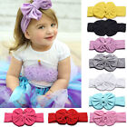 1pc Kids Girls Baby Toddler Flower Bow Headband Children Hair Band Headwear New