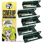 W7 Cover Up Root Camouflage Kit Powder Covers Grey Hairs & Roots