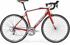 Merida Ride Alloy 93 Road Bike Alloy Frame / Carbon Fork - Red - 50cm