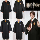 Harry Potter Gryffindor/Slytherin Cosplay Magic Cape Cloak Fancy Costume Adult
