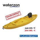 Eclipse™86 (Future Beach) 1er Sit-on-Top Wanderkajak, Tourenkajak, Paddelboot