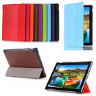 Slim Leather Folio Wake Sleep Smart Case Cover Stand Shell For ASUS Zenpad