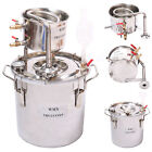 Home Distiller Moonshine Still Spirits Stainless Steel Water Alcohol Oil Brew for sale  Shipping to Canada