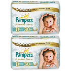 PAMPERS Premium Care New Born Micro Gr.0 < 2kg (30-180 Windeln/Packung)