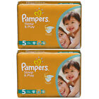 PAMPERS Simply Dry Sleep & Play Junior Gr.5  11-18kg (42-252Stück)