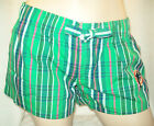 NFL MIAMI DOLPHINS  Womens Shorts Plaid