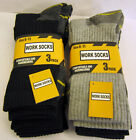 MEN'S MULTI PACK WORK SOCKS (40B184/1)