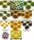 Small 4mm Static Grass Tufts Self Adhesive - Space Marines 40K Basing Terrain