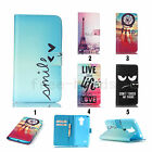 Hot Flip Pattern Card Pouch Case Stand Wallet Leather Cover For LG Optimus G3 G4