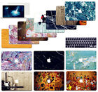 Colorful Marble Wood Print Hard Case Cover For Macbook Air 11 Pro 13 15Retina 12