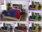 NFL Licensed 7 Piece Full Comforter Shams Sheets Bed Set In A Bag - Choose Team