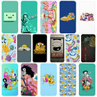 Adventure Time Printed Phone Flip Case Cover For Sony Xperia - T51