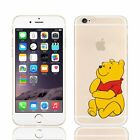 Disney Winnie The Pooh & Friend TPU Soft Case For Apple Iphone 6/6S & 6+/6+S