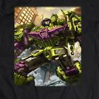 Transformers Devastator Decepticon **OLD SKOOL* RARE CUSTOM ARTWORK SHIRT S-XXXL image